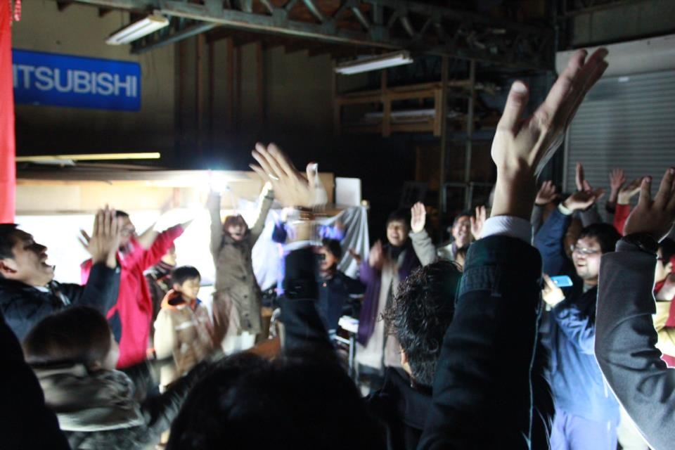 丹波市市議会議員選挙活動