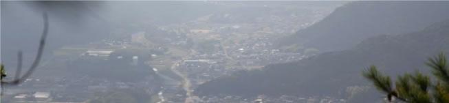 丹波の盆地
